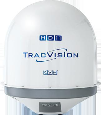 Antena na jacht TracVision® HD11