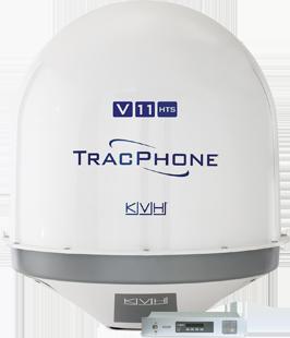 Morska antena satelitarna: TracPhone® V11<span>HTS</span>